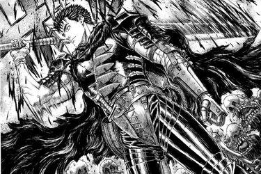 El manga de Berserk regresaría el próximo 24 de abril