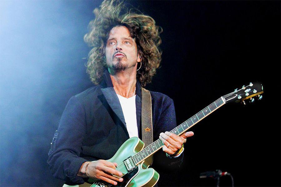 Chris Cornell exposición