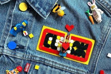 LEGO y Levi's lanzarán una colección de ropa que incluirá bloques especiales para personalizarla