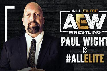 La AEW tendrá a su Big Show: Paul Wight firmó con la compañía