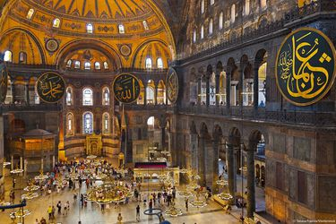 "Unesco ""lamenta profundamente"" decisión de Turquía de convertir en mezquita a museo Santa Sofía"