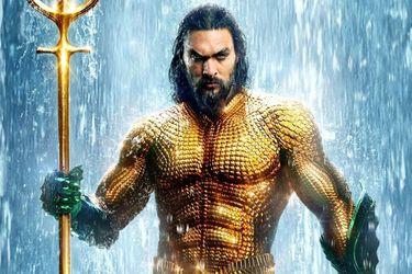 Anuncian serie animada de Aquaman para HBO Max