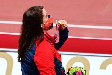 En el nombre del padre: la inspiración eterna de la medallista de oro y recordwoman mundial Francisca Mardones