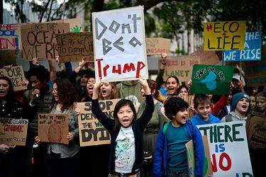 FridaysForFuture: La marcha mundial de estudiantes por el cambio climático