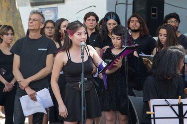 Cantata Santa María de Iquique cierra el XX Festival de Música Contemporánea