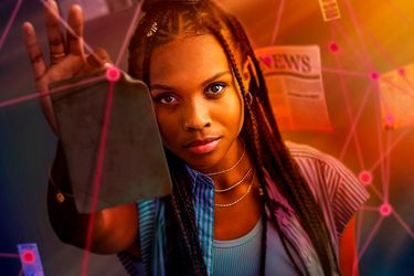Kaci Walfall recrea una portada del cómic en el nuevo vistazo a la potencial serie de Naomi