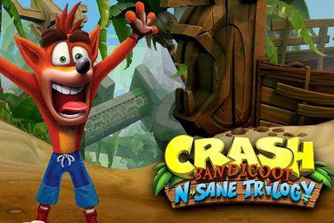 Crash Bandicoot N. Sane Trilogy llegará al resto de plataformas antes de lo previsto