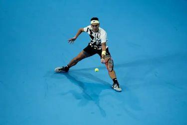 Alejandro Tabilo arrasa en su debut en el Challenger de Orleans
