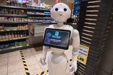 En Alemania crean robot que entrega información actualizada de la pandemia