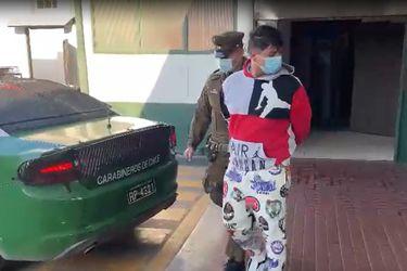 Carabineros detiene a segundo sujeto presuntamente implicado en balacera en barrio Meiggs