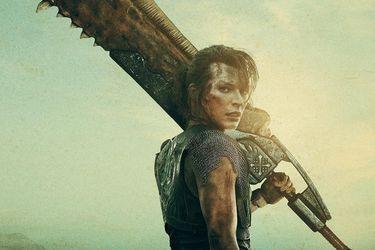 Milla Jovovich y Tony Jaa son el foco de los primeros pósters de la película de Monster Hunter