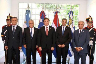 El optimismo de Piñera tras la cumbre por el Mundial 2030