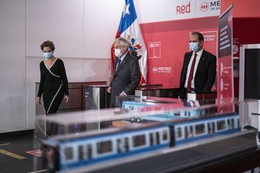 Reparación de la red del Metro tras 18-O costó US$ 255 millones