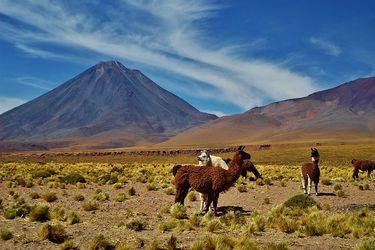 Licancabur: libro revela los mitos y leyendas del misterioso volcán en la frontera chileno-boliviana