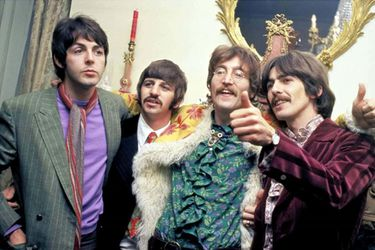 La desconocida visita de los Beatles a México en busca de hongos curativos