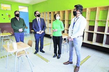 Pirque vuelve hoy a clases: será la primera comuna en Santiago