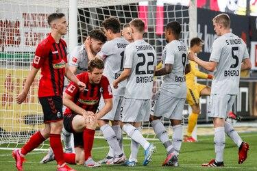 El Leverkusen vuelve a ganar y se instala en zona Champions