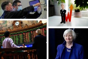 El IPSA cerró en máximos en casi un año mientras Wall Street sube al compás de Janet Yellen y los resultados de empresas