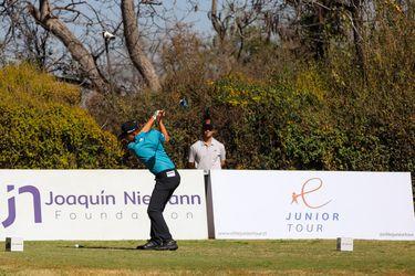 Elite Junior Tour, el circuito chileno que impulsa Joaquín Niemann con la ayuda de estrellas mundiales