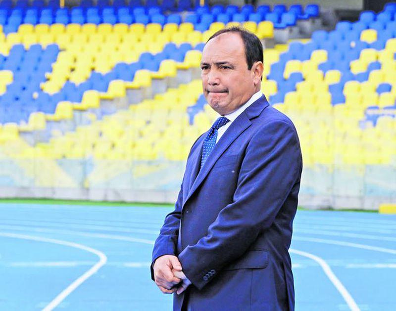 Ramón Climent, técnico de Linares