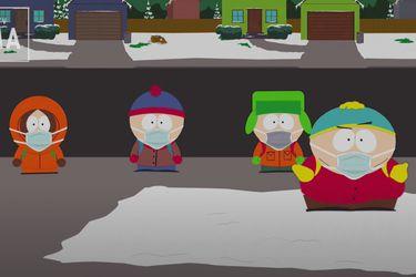 Las vacunas conmocionan a la ciudad en el nuevo clip del próximo especial de South Park