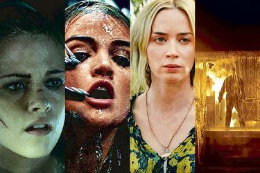 Las películas de terror que se tomarán las salas de cine durante 2020