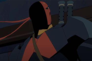 Deathstroke intenta salvar a su hijo en el tráiler de su nueva película animada