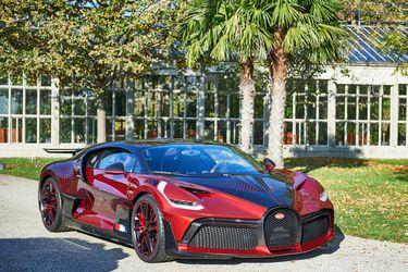 Bugatti lleva al extremo la personalización con el Divo Lady Bug