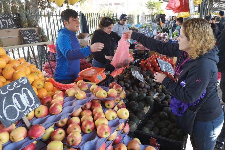 inflacion frutas