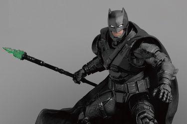 'Batfleck' aún vive con esta figura exclusiva de la Comic-Con de San Diego