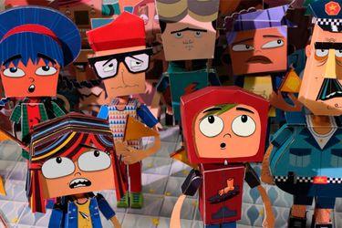 Puerto Papel protagoniza premios de animación