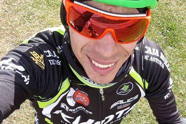 La caída del ciclista Elías Tello: cuatro años de suspensión por consumo de EPO