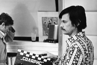 """Andrei Tarkovsky hijo, cineasta: """"En esta época de crisis, el cine de Tarkovsky tiene más relevancia que nunca"""""""