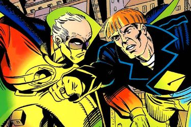 Héroes como Guy Gardner y Alan Scott serán parte de la serie de Green Lantern