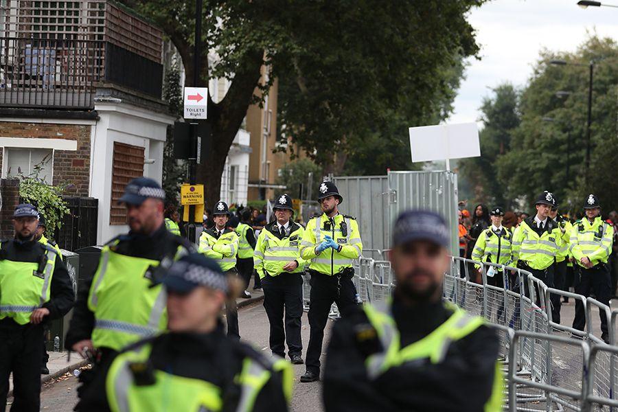 Policía-Londres