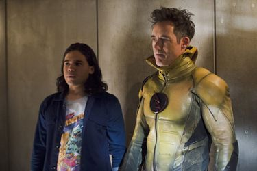 Tom Cavanagh y Carlos Valdes dejarán The Flash