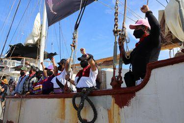 """Zapatistas: la última travesía del """"subcomandante Marcos"""""""