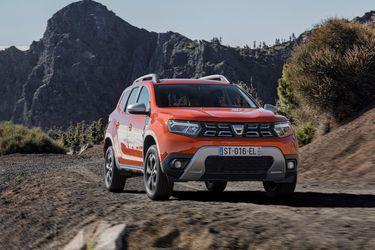 El Duster pasa por el salón y se pliega más aún al nuevo lenguaje de diseño de Dacia