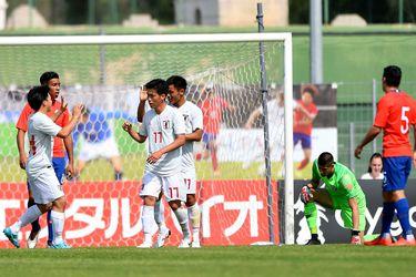 Chile vs Japón | Esperanzas de Toulon