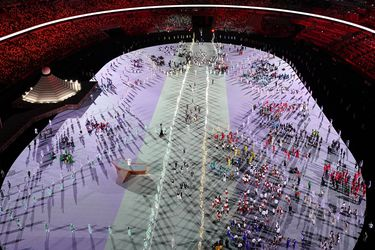 Final Fantasy, Dragon Quest y otros: Música de videojuegos acompañó la ceremonia de apertura de los Juegos Olímpicos