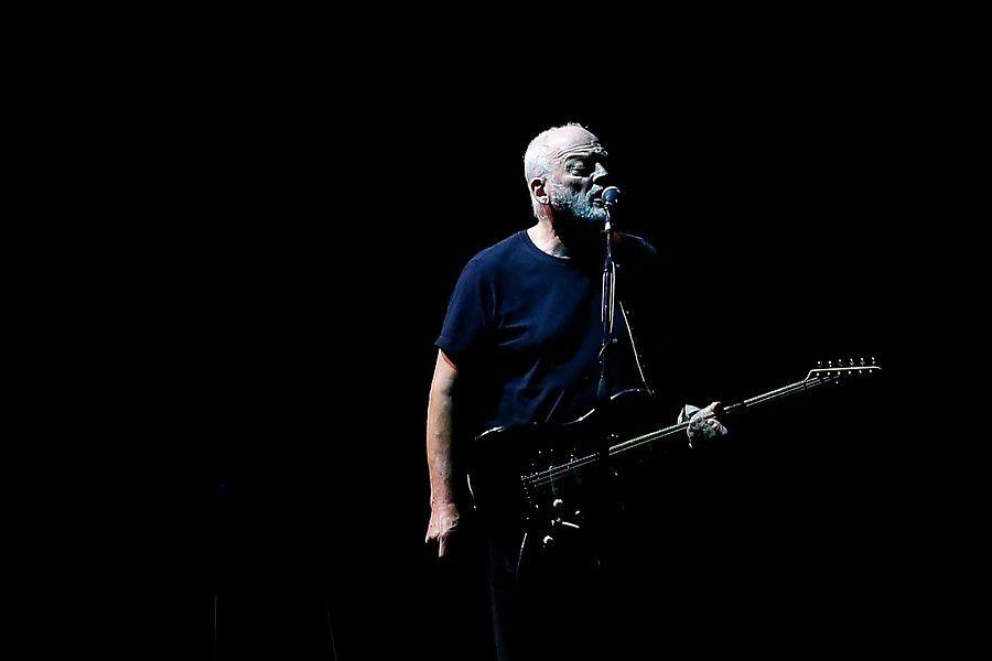 David Gilmour Chile 2015