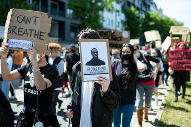 Países europeos se suman a las manifestaciones por la muerte de George Floyd