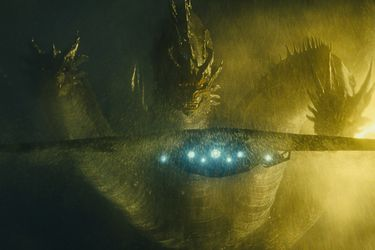 Godzilla: King of the Monsters debutó con números más bajos que la primera de Gareth Edwards
