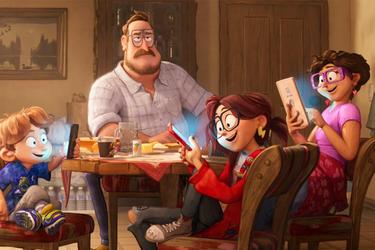 Revisa el primer vistazo de Connected, la nueva película animada de Sony