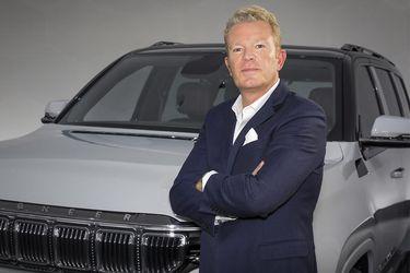 """Christian Meunier, CEO de Jeep: """"Los Wrangler electrificados son nuestros 4x4 más capaces jamás creados"""""""