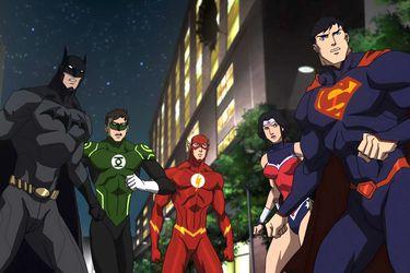 Dónde y cómo ver las películas animadas de DC antes de Apokolips War