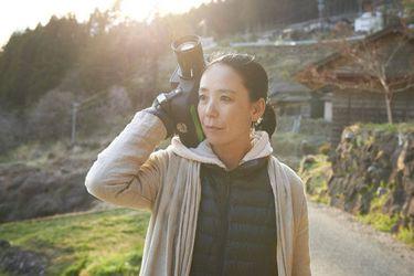 """Cineasta japonesa Naomi Kawase: """"La pandemia ha permitido que la humanidad vuelva a conectarse entre sí, a través de la tecnología"""""""