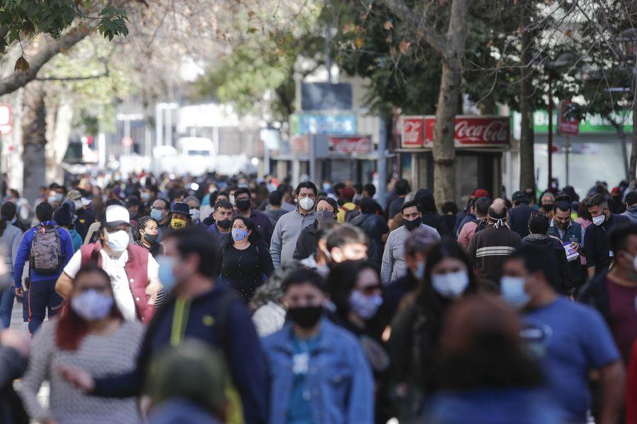 Chile supera los 441 mil contagiados totales por coronavirus, casos activos  llegan a los 15.080 y positividad diaria alcanza el 5,88% - La Tercera