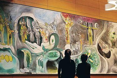 Fundación CorpArtes celebra el Día del Patrimonio con foco en Roberto Matta