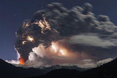 El Riñihuazo y la erupción del Cordón Caulle: dos de los más devastadores efectos del megaterremoto de Valdivia